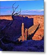 Spider Rock Metal Print