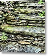 Stepping Through History Metal Print by JC Findley