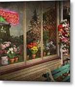 Store - Belvidere Nj - Fragrant Designs Metal Print