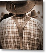 Suspended Metal Print by Fred Lassmann
