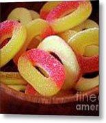 Sweeter Candys Metal Print by Carlos Caetano