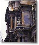 The Beauty Of Philadelphia City Hall Metal Print