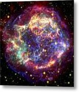 The Many Sides Of The Supernova Remnant Metal Print