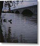 The Potomac Rivers Metal Print