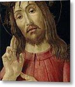 The Resurrected Christ Metal Print