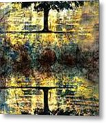 The Small Dreams Of Trees Metal Print