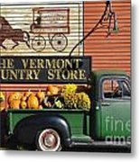 The Vermont Country Store Metal Print