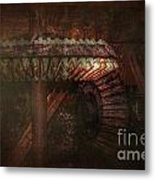 The Yin To My Yang Metal Print by The Stone Age