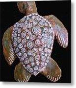 Toni The Turtle Metal Print