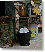 Treasure Quest Metal Print by Rhonda Jones