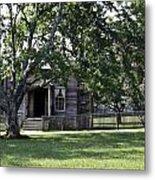 View Of Jones Law Offices Appomattox Virginia Metal Print