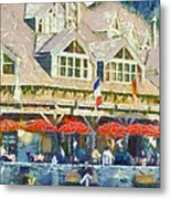 Whistler One Metal Print by Dale Stillman