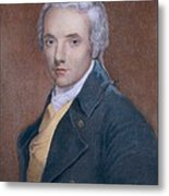 William Wilberforce 1759-1833, British Metal Print by Everett