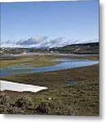 Yellowstone Plateau Metal Print