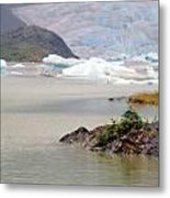 You Won't Believe Mendenhall Glacier Metal Print