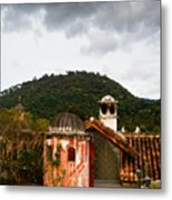 Roof Top View 3 Metal Print
