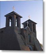 San Francisco De Asis Church At Sunrise Metal Print