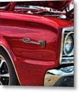 1966 Dodge Coronet 500 426 Hemi Metal Print