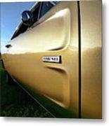 1968 Dodge Charger Hemi Metal Print