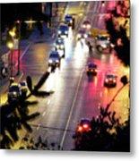 Abbotsford Lights 01 Metal Print