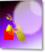 Big Bang Metal Print