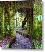 Botanic Garden - Bogota Metal Print