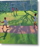 Cricket Sri Lanka Metal Print by Andrew Macara