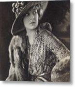 Elsie Janis (1889-1956) Metal Print