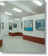 Exhibition Tulum Metal Print