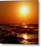 Extreme Blazing Sun Metal Print