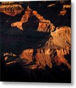 Grand Canyon Sunrise Metal Print
