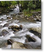 Greenbrier In The Great Smoky Mountains Metal Print