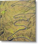 Haleakala Highway Metal Print