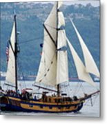 Hawaiian Chieftan Metal Print