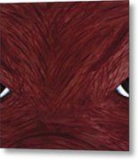 Hog Eyes Metal Print
