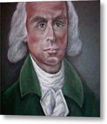 James Madison Metal Print