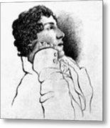 John Keats (1795-1821) Metal Print