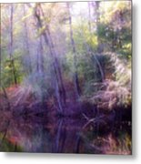 Lake Waterford Metal Print