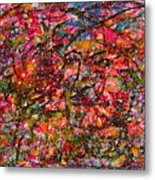 Living Forest-2 Metal Print