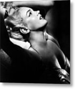 Marilyn Monroe, Ca. Early 1950s Metal Print by Everett