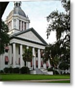 Old State Capitol Metal Print