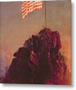 Our Flag Metal Print