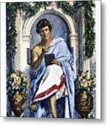 Ovid (43 B.c.-c17 A.d.) Metal Print