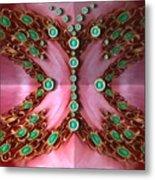 Pearls Dedicated To The Nature Metal Print