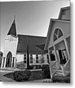 Point Clear Alabama St. Francis Church Metal Print
