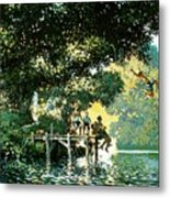 Pointe Pleasant Metal Print