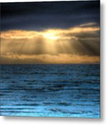 Rays Of Light 2 Metal Print