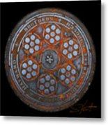 Shield Metal Print