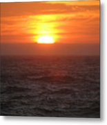 Sunset.. Metal Print