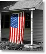 The Colors Of Freedom Metal Print